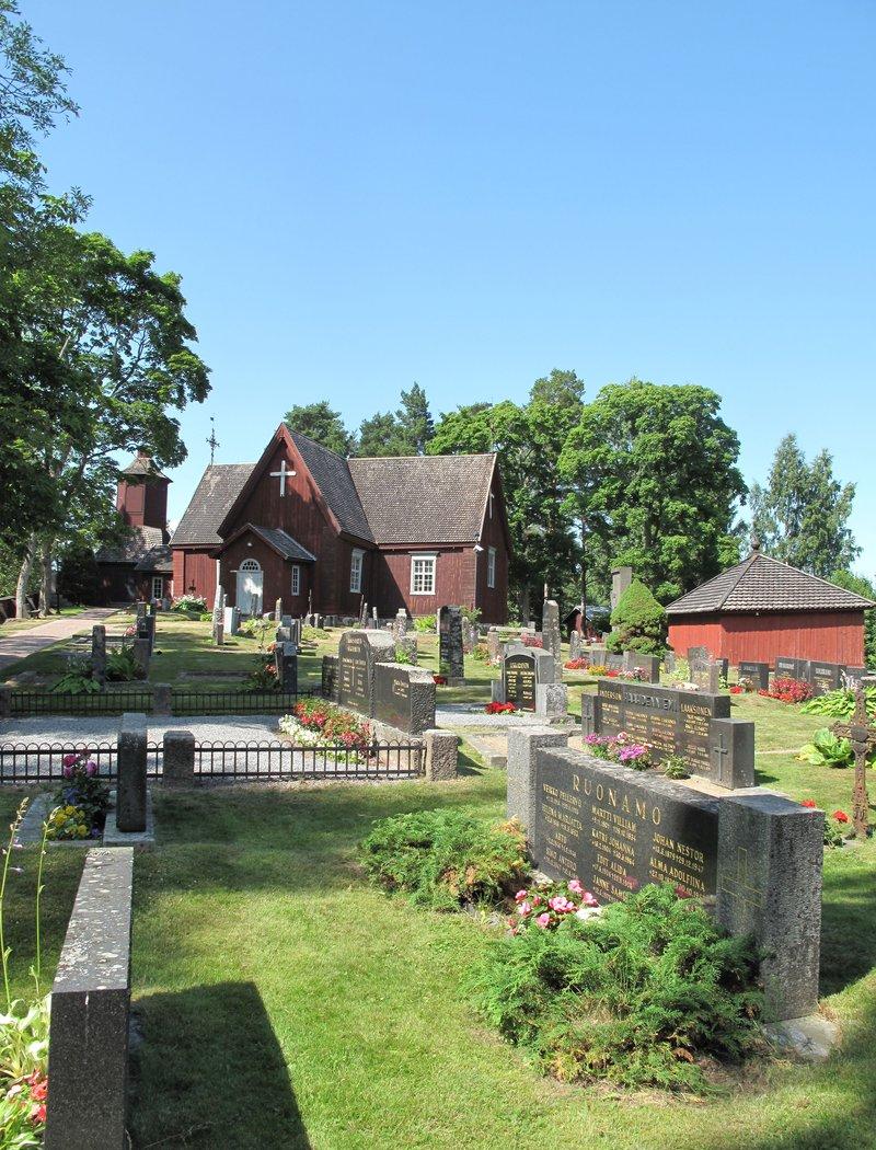 Merimaskun hautausmaa